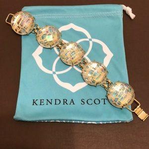 Kendra Scott Iridescent Cassie Bracelet